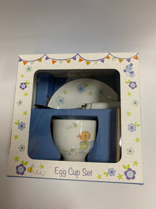 Dotty Totts Egg and Spoon Set