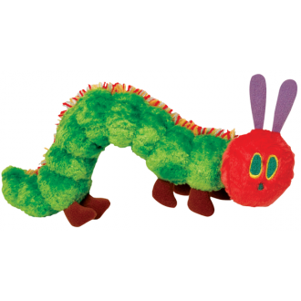 The Very Hungry Caterpillar Beanie Toy 25cm