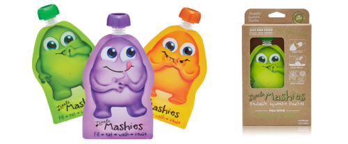 Little Mashies Reusable Squeeze Pouch