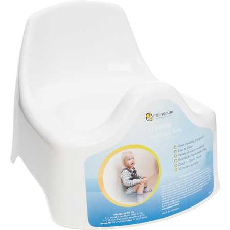 InfaSecure Comfort Highback Potty