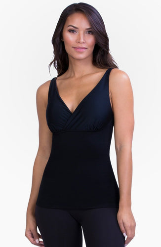 Women's Mother Tucker Compression Nursing Tank By Belly Bandit