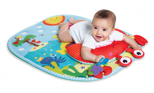 TinyLove Tummy-Time Fun Under The Sea Baby Play Mat