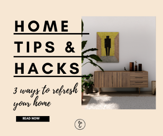 3 ways to refresh your home for 2020