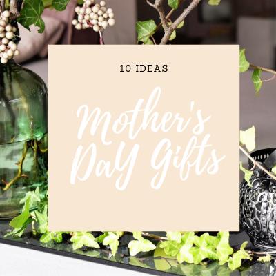 10 Home Decor Gifts for Mom