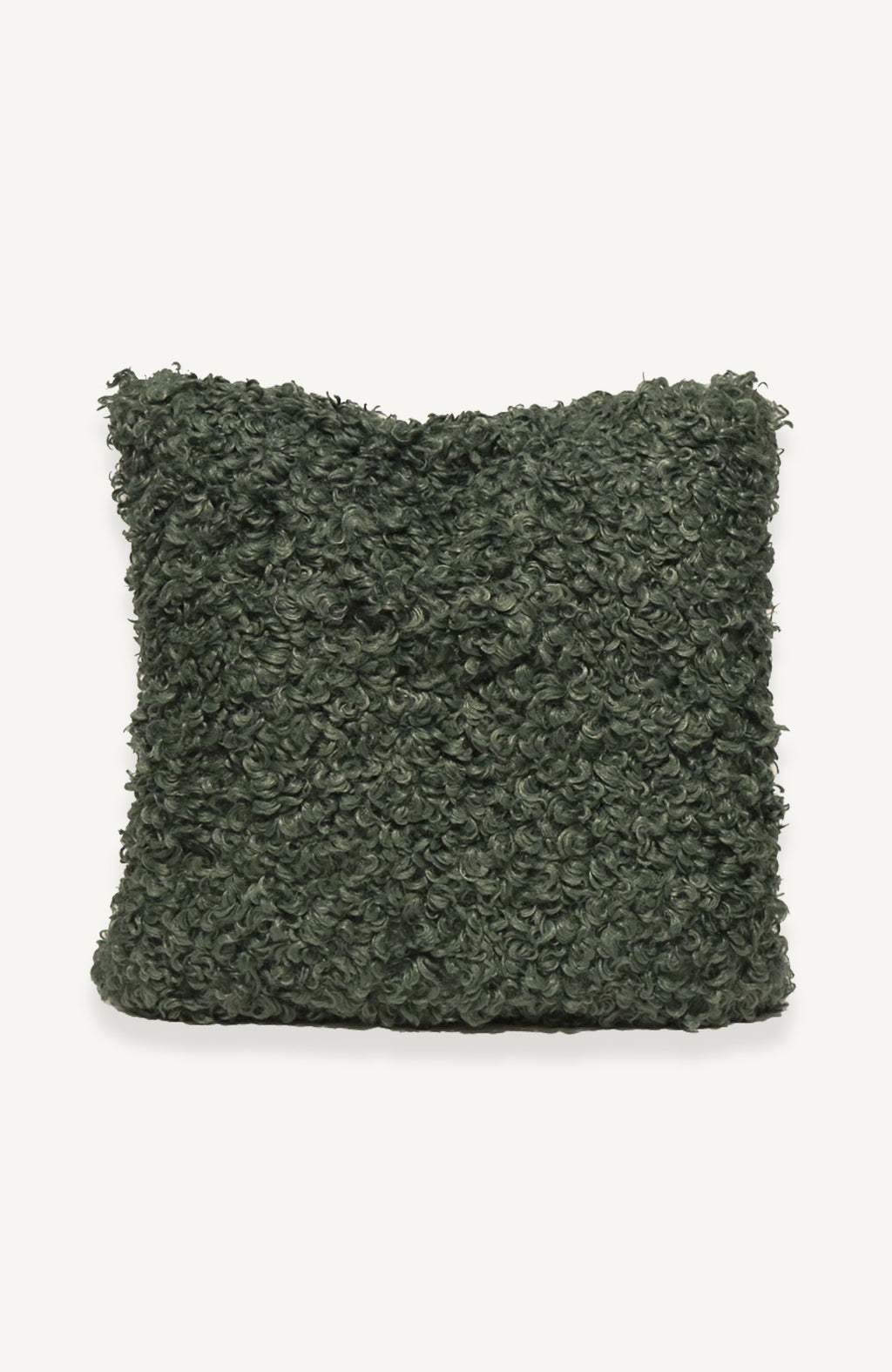 Curly Boucle Pillow