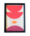Color Theory Framed Art 08 - Effortless Composition