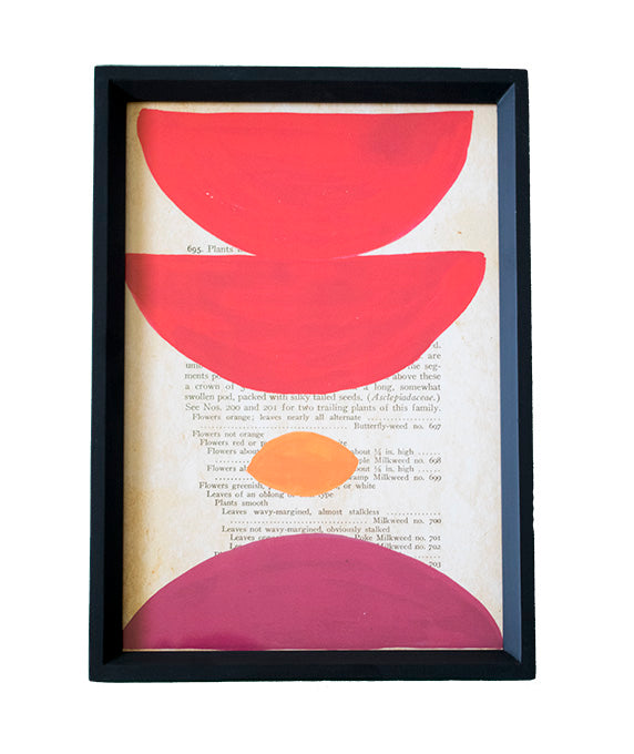 Color Theory Framed Art 08