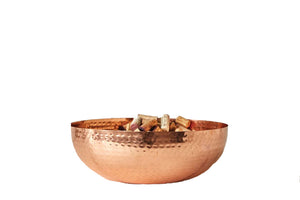 Sasha Rose Gold Bowl - Effortless Composition