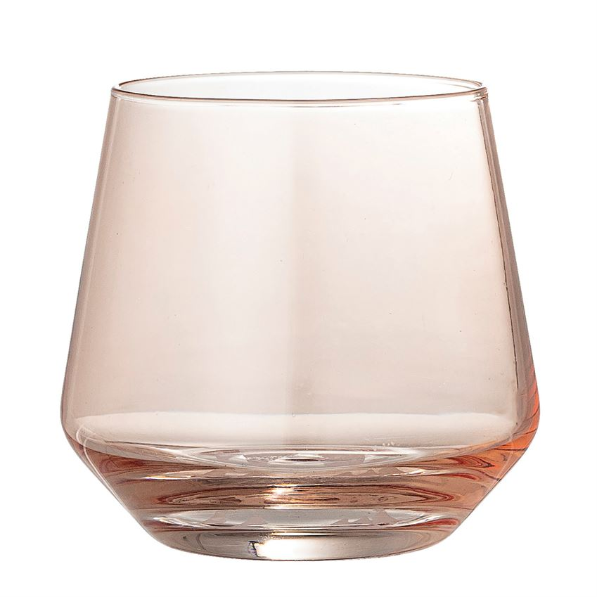 Blush Glass Cup (Set of 2)