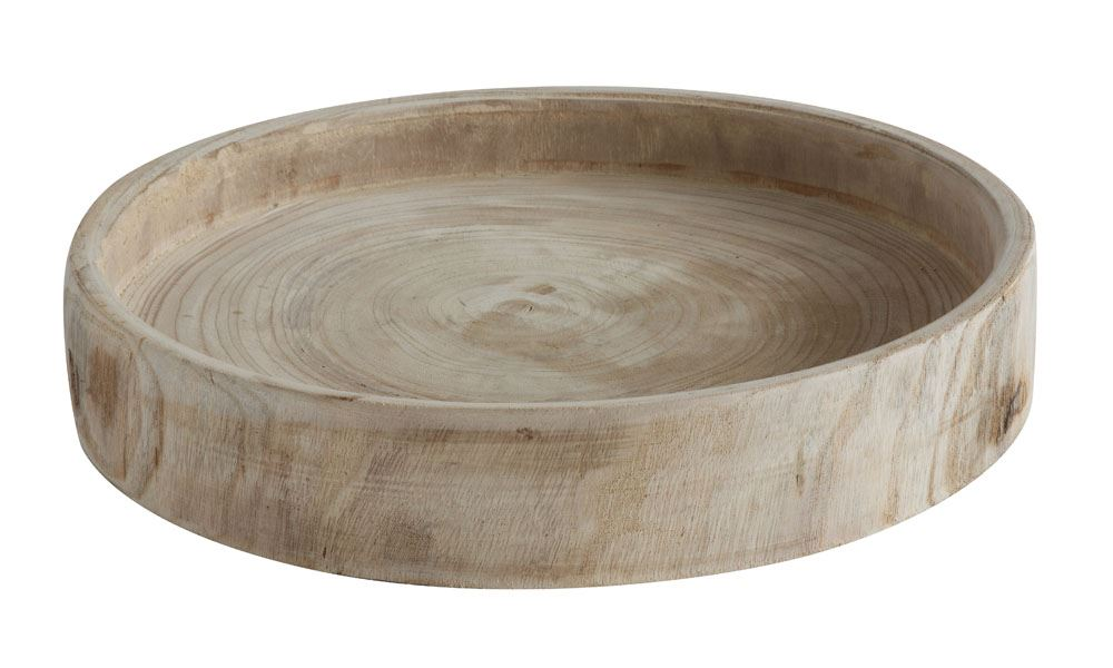 Persia Wooden Bowl - Effortless Composition