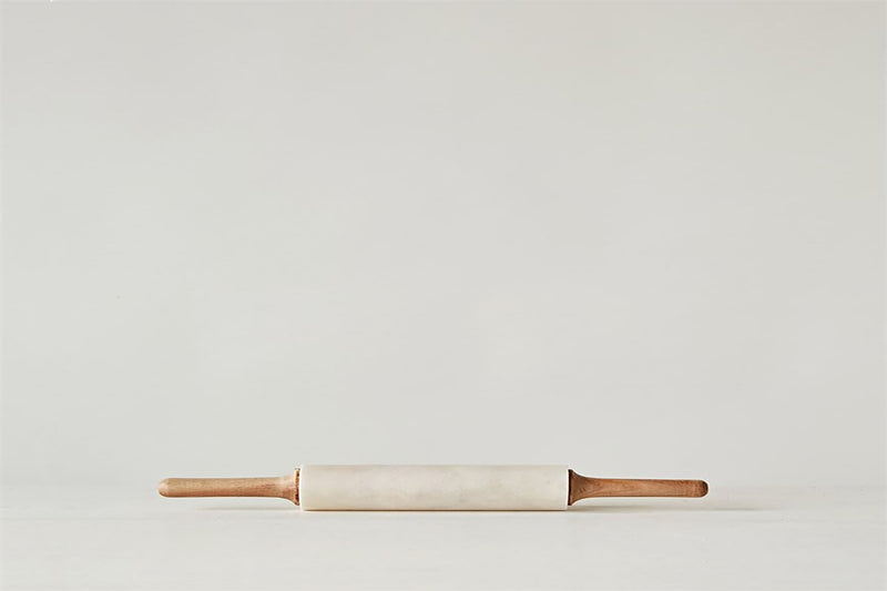 Marble Rolling Pin - Effortless Composition