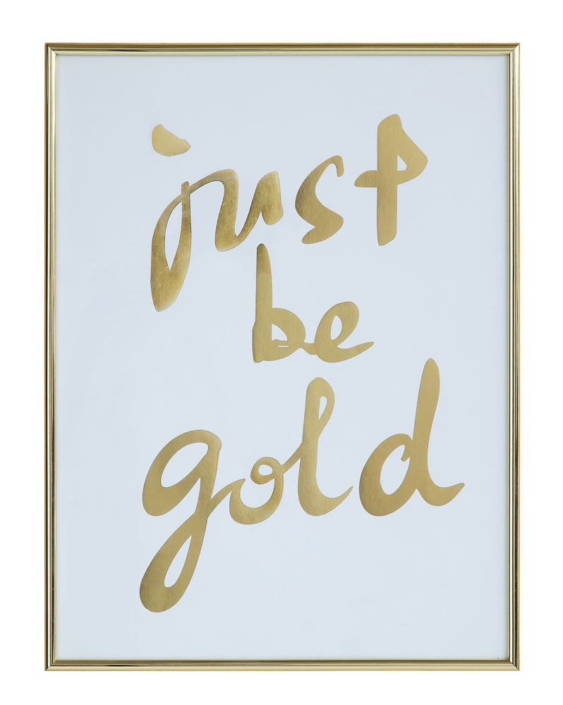 Goldie Wall Decor - Effortless Composition