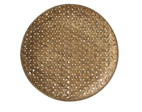 Pearl Woven Trays - Effortless Composition