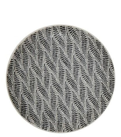 Nature Stoneware  Plate - Effortless Composition