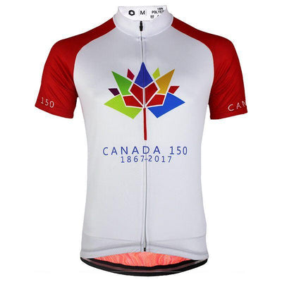 ae6bb4e1861727 Canada 150 Jersey - Bicycle Booth Canada