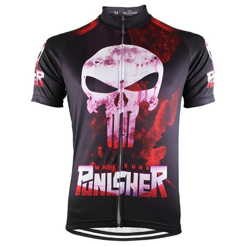 29ee589cb Punisher Jersey - Bicycle Booth Canada