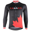 Long Sleeve Team Canada Jersey