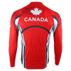 Long Sleeve Canada Olympic Jersey