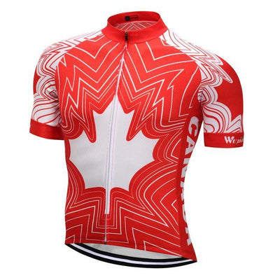 2f11f3be2c263d Team Canada Jersey - Bicycle Booth Canada