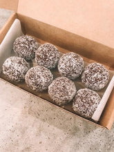 Coconut Chocolate Truffle Box