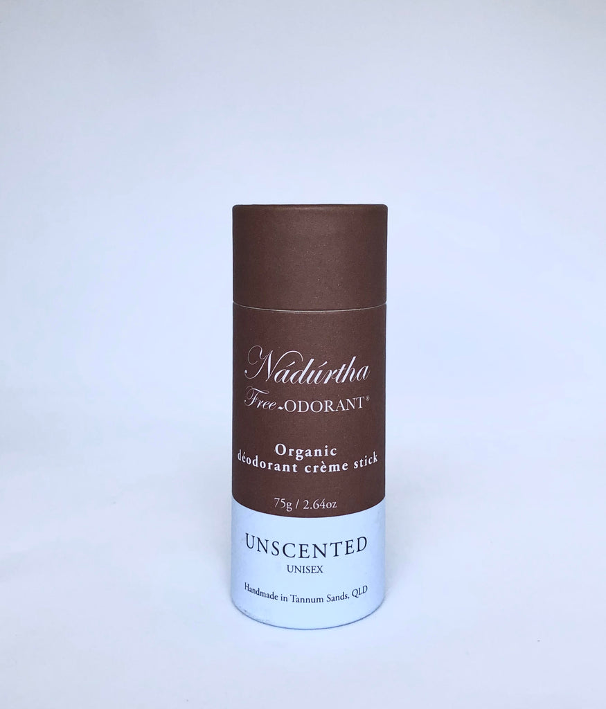 Unscented - 75g (unisex)