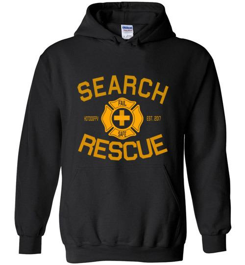 Fail Safe Search and Rescue
