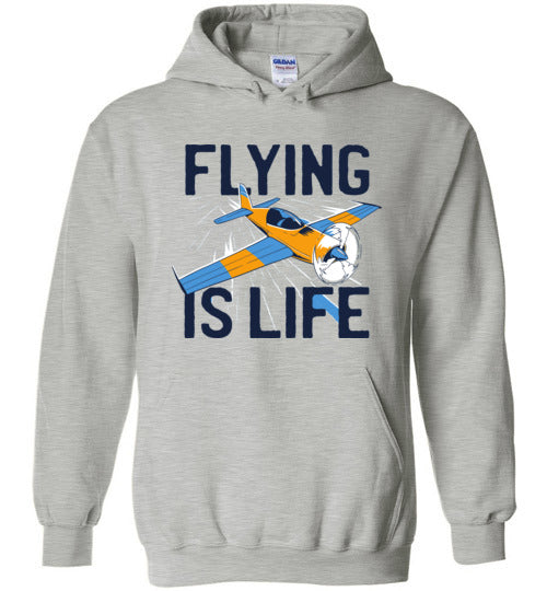 Flying is Life