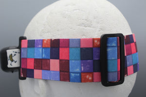 Colored Tiles Fatshark Goggle Strap