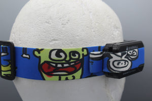 Buttchin Noob Cartoon FPV Goggle Strap