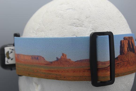 Panorama Monument Valley FPV Goggle Strap