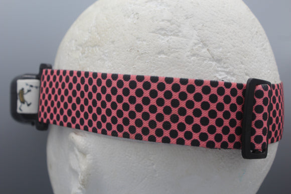 Polka Dot FPV Goggle Strap (multiple colors)