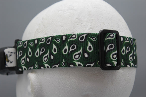 Green Bandana Wider Set