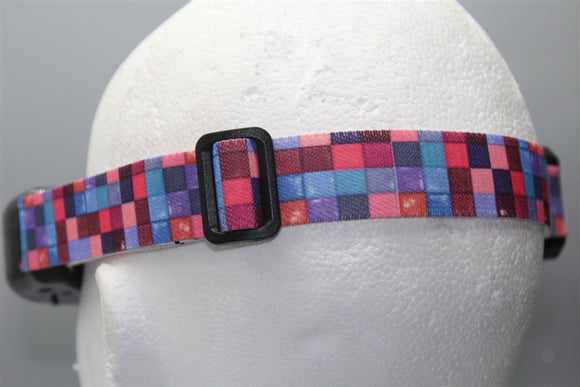 Colored Tiles Fatshark Goggle Strap v2