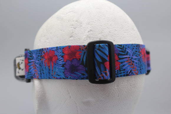 Exotic Flowers FPV Goggle Strap v2