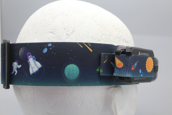 Cartoon Galaxy FPV Goggle Strap v2