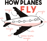 How Planes Fly - Magic