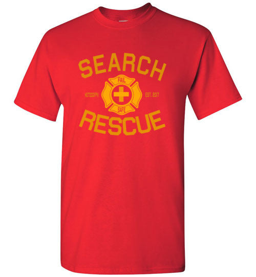 Fail Safe Search and Rescue Men's  T-Shirt