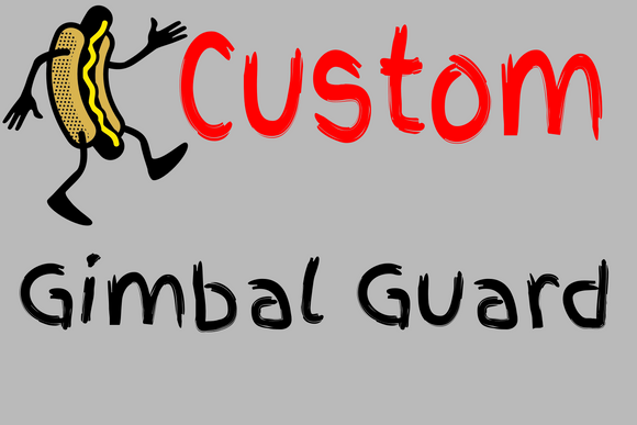 Custom Gimbal Guard Strap