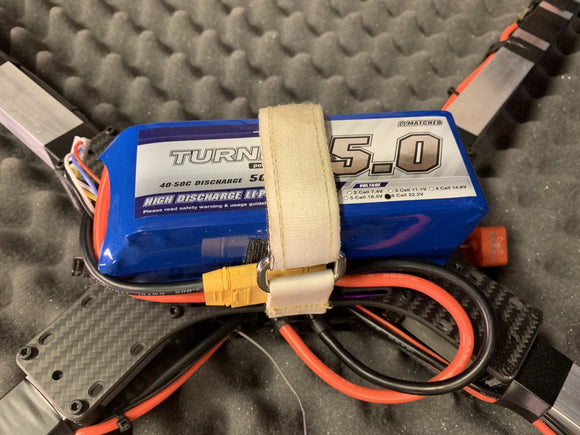 HotDogFPV Original Longer Battery Strap (13