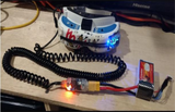 FPV Goggle DIY Extension Cable with Voltage Regulator and Switch Kit