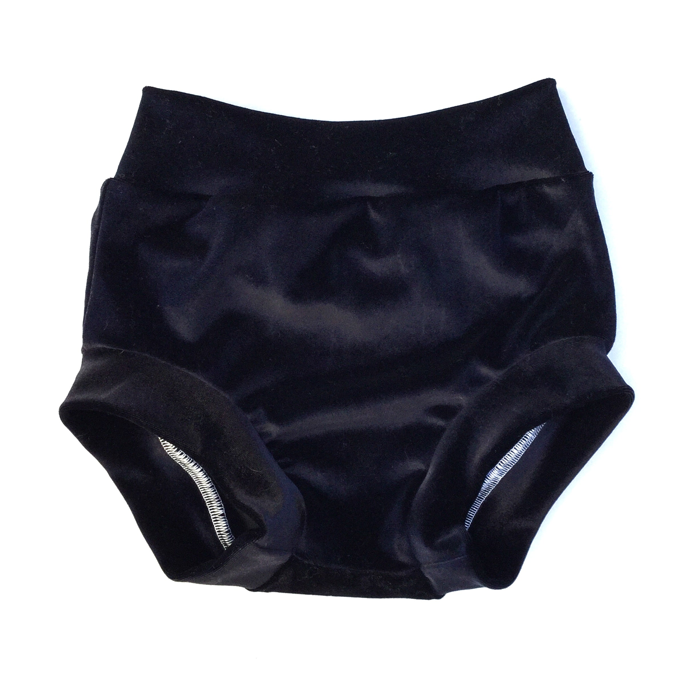 velvet black bummies for toddlers little posh babes