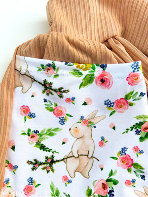 bunny pocket skirt