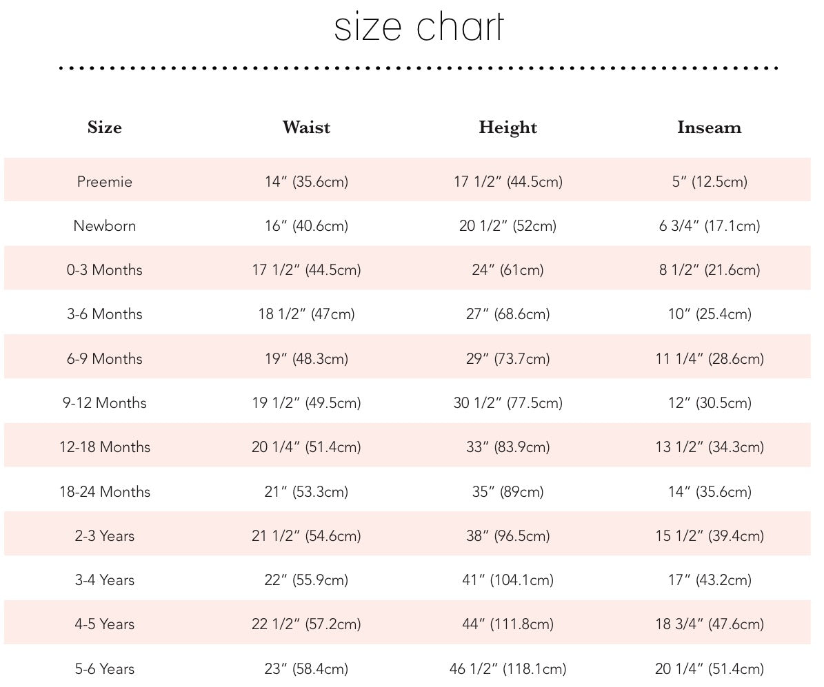 baby toddler swimwear size chart shorts how to measure your child