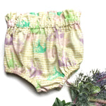 pastel bloomer shorts for girls little posh babes