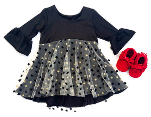Gold Star Dress RTS 4t