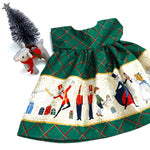 Nutcracker Dress RTS 3t