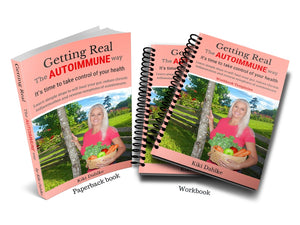 Self-Healing books to reverse, reduce, and prevent symptoms of autoimmune