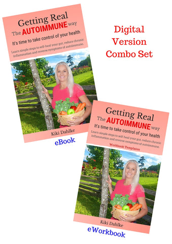 Getting Real eBook and eWorkbook Combo            (Digital Version)