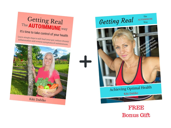 Getting Real The Autoimmune Way                     (Paperback Book)