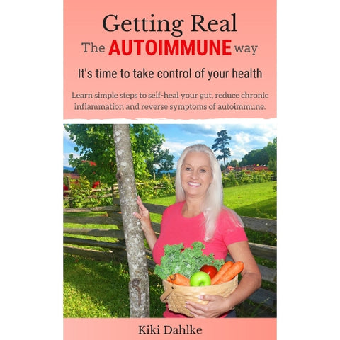 Getting Real The Autoimmune Way             (Digital Book)